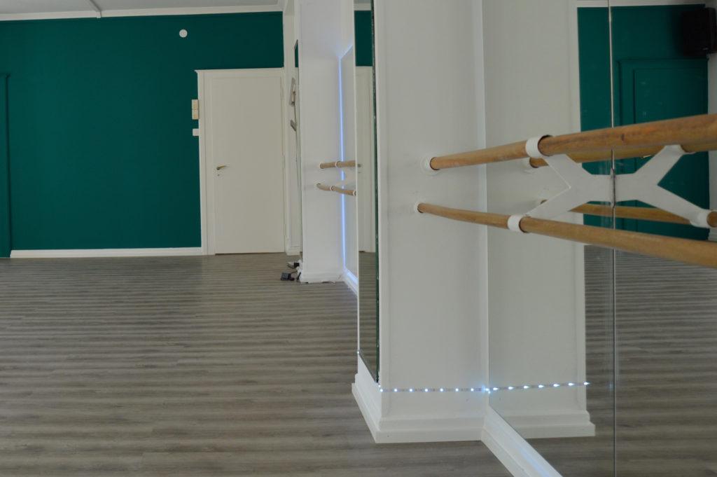 Ecole de danse classique et house dance à Lausanne FaNa Space