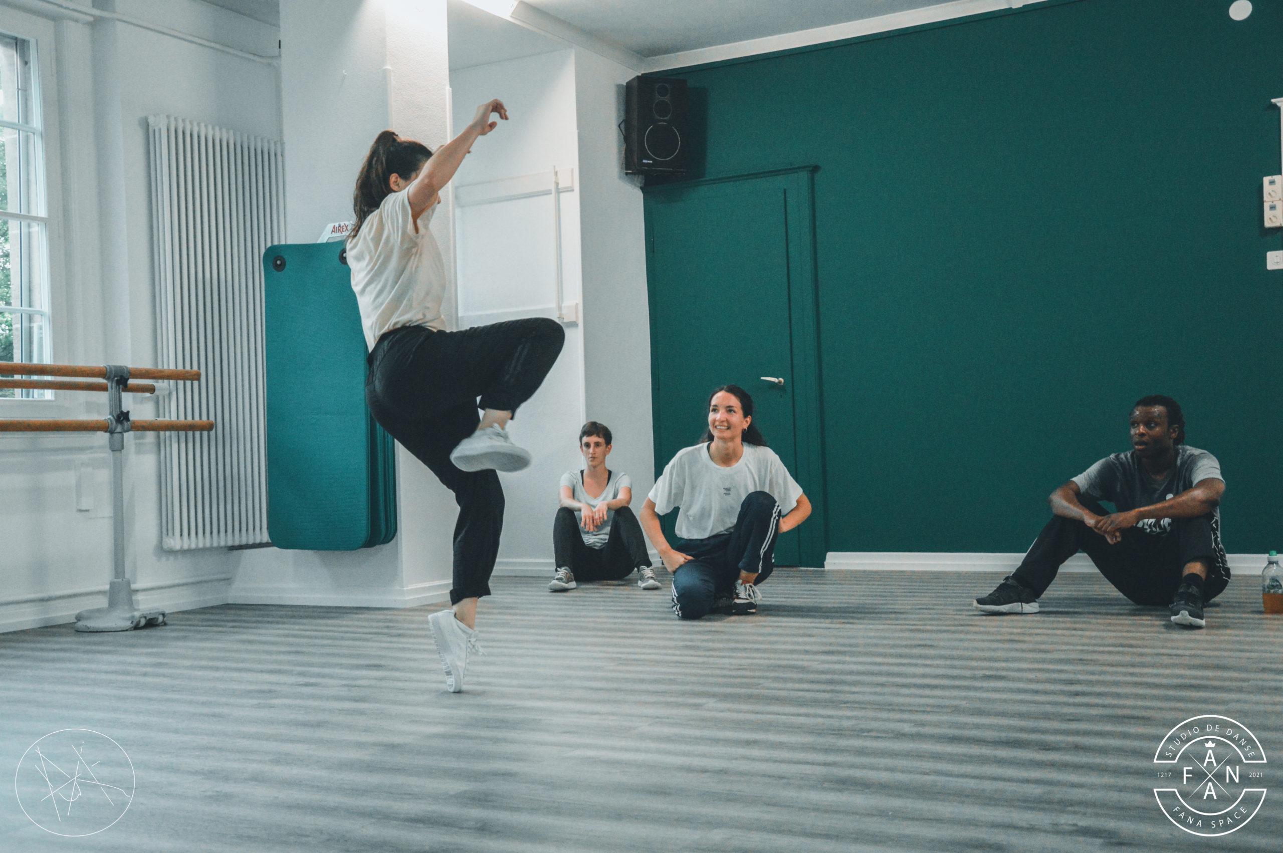 Nalita House Dance FaNa Space