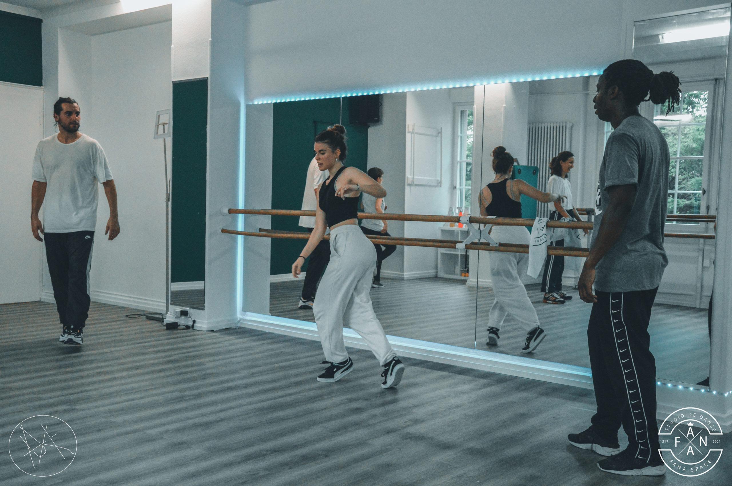 House Dance Lausanne FaNa Space