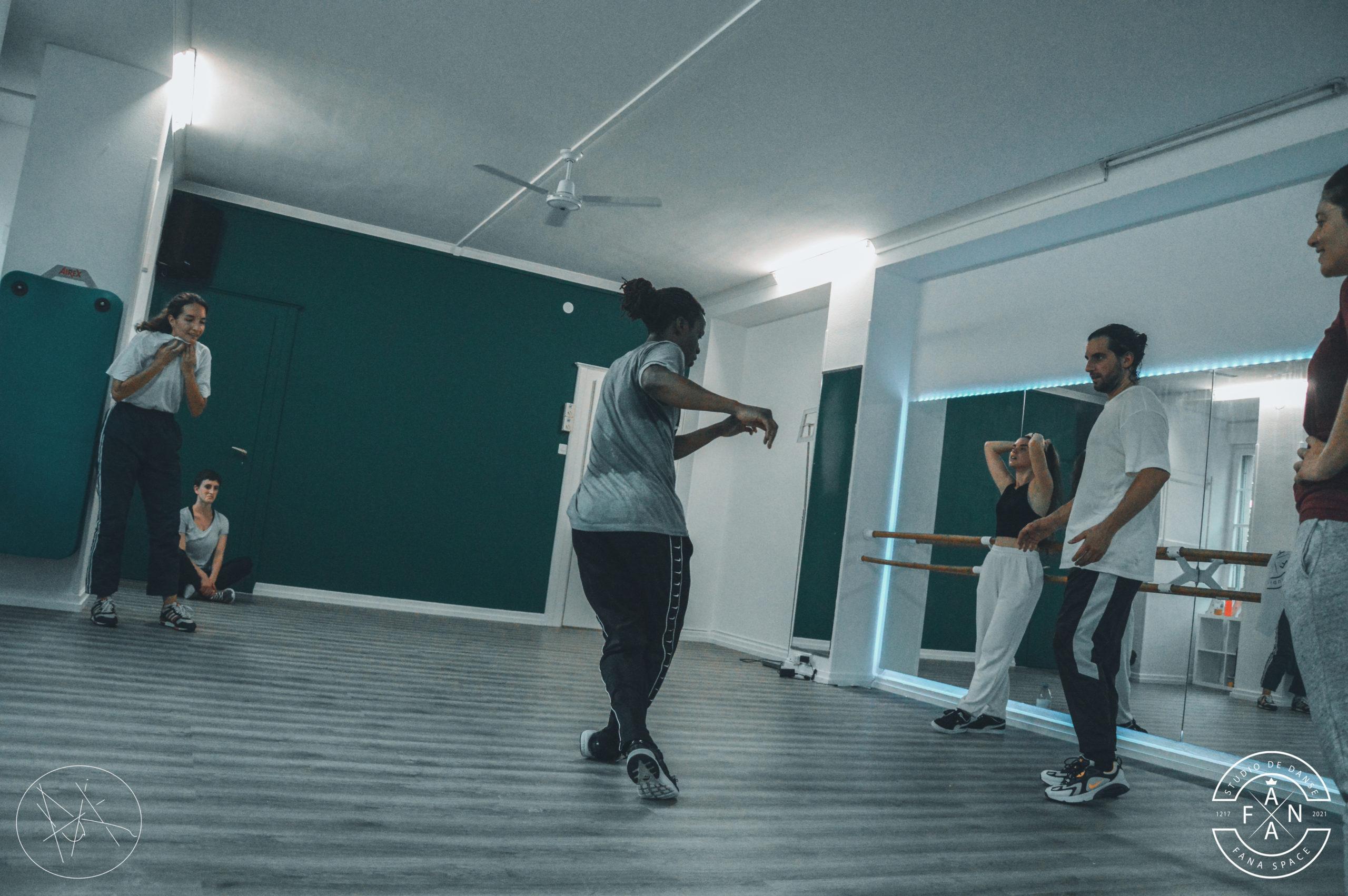 Faboo House Dance FaNa Space