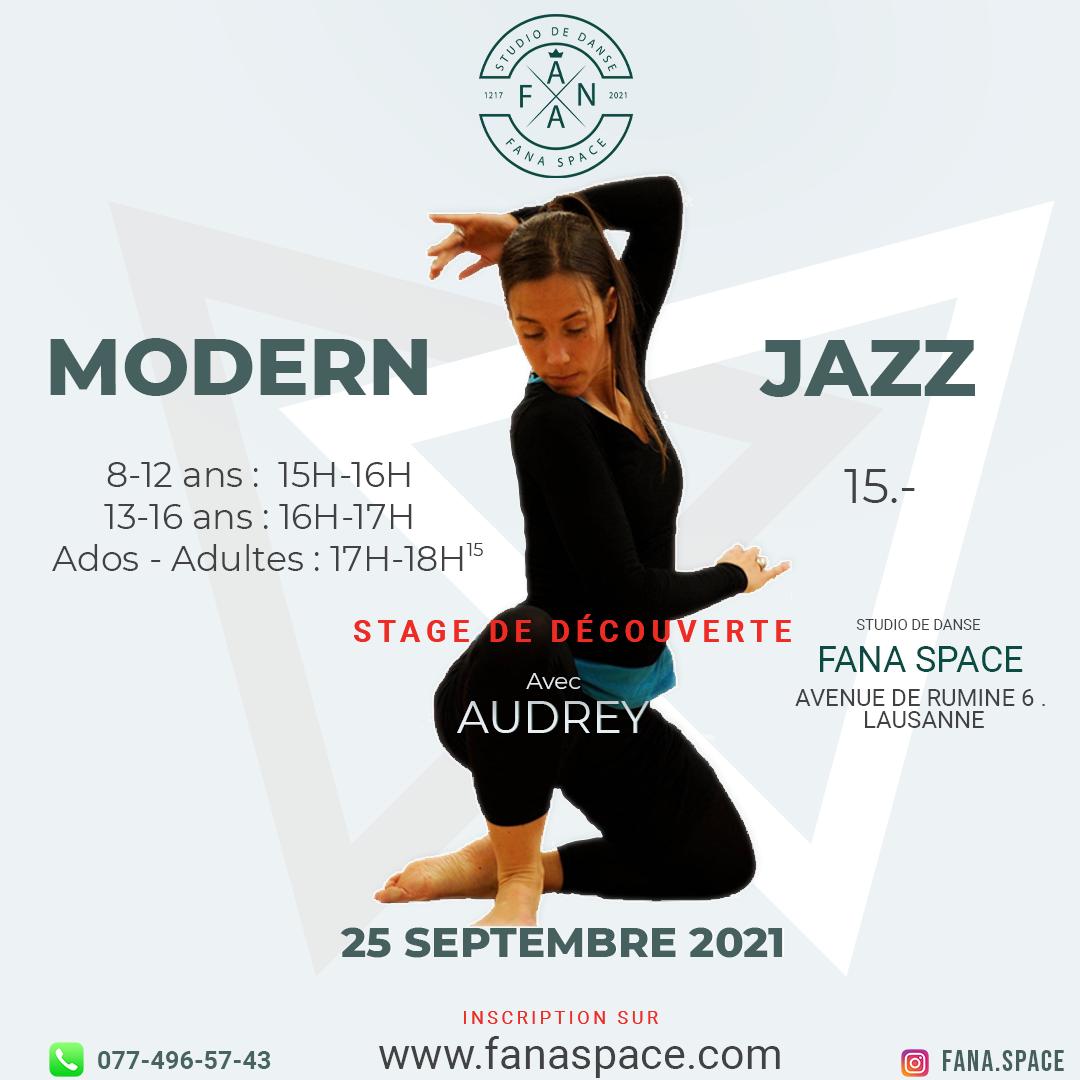 Stage Modern'Jazz