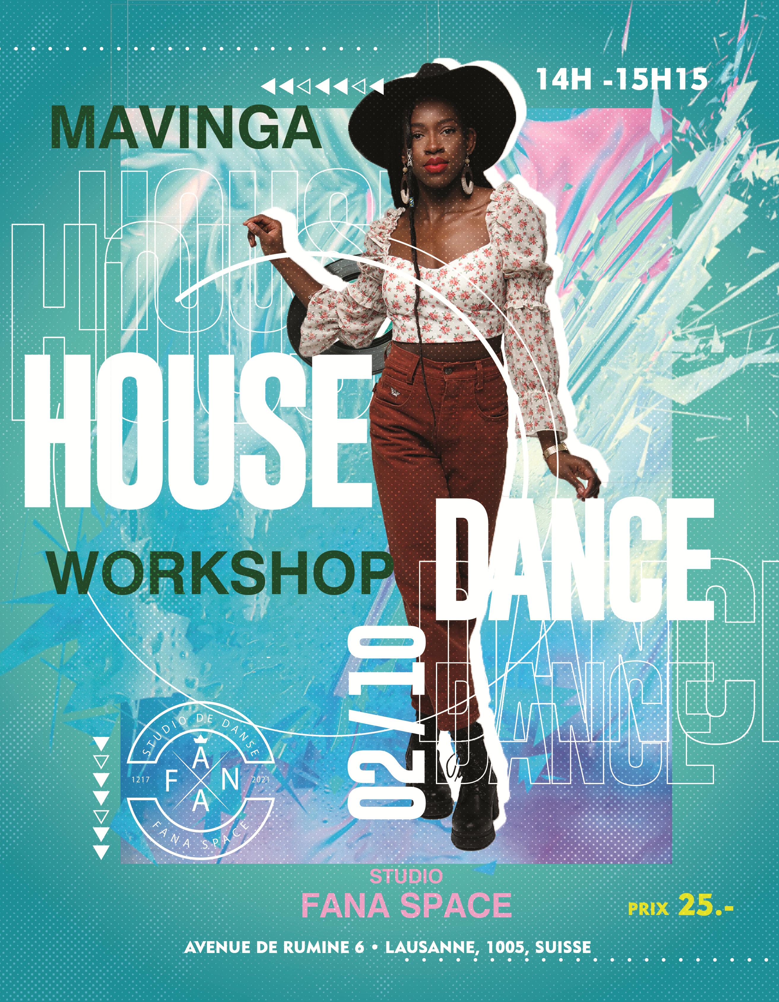 Mavinga House Dance